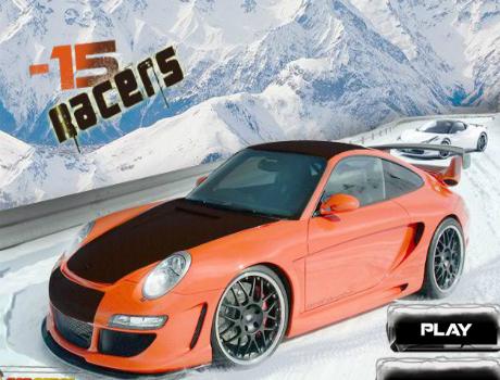 -15 Racers autós játék