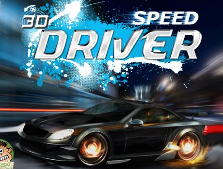 3D Speed Driver autós játék