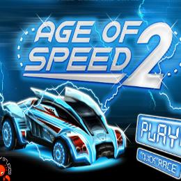 Age of speed 2 autós játék