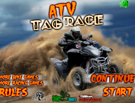 ATV Tagrace motoros játék