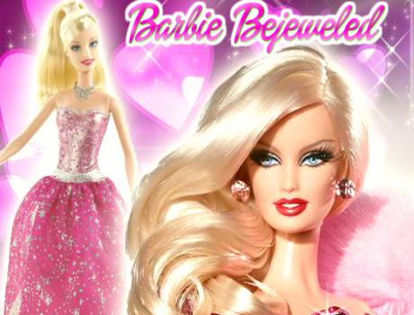 Bejweled Barbie játék