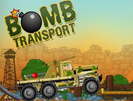 Bomb Transport autós játék