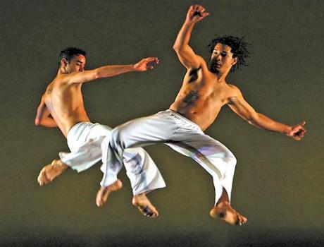 Capoeira harc verekedős játék