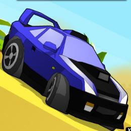 Drift autós játék