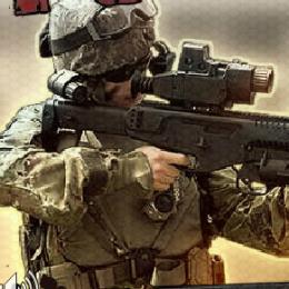 Katonai terrorelhárítás lövöldözős játék