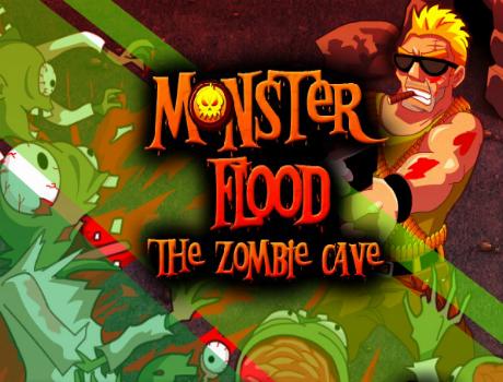Monster Flood lövöldözős játék
