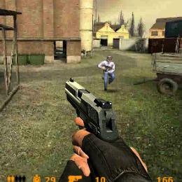 Mesterlövész lövöldözős játék