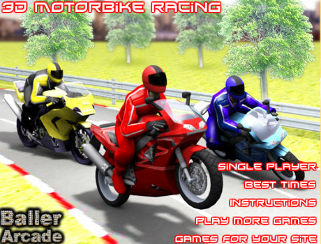 Motorbike motoros játék