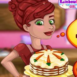 Oti répa tortája főzős játék