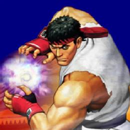 Street fighter 2 verekedős játék