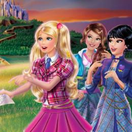 Szám és szív kereső Barbie játék