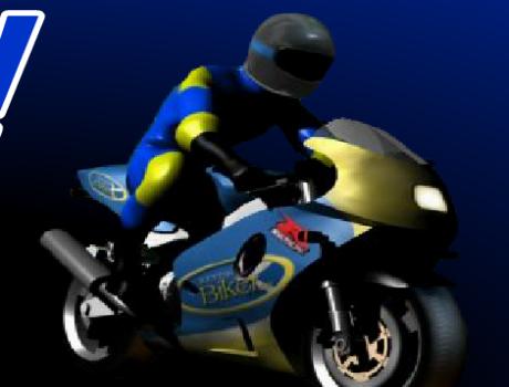 Szuper jó egy-kerekezés motoros játék