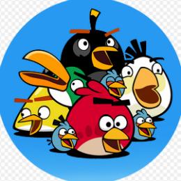Zöld malac és a bolygok Angry Birds játék