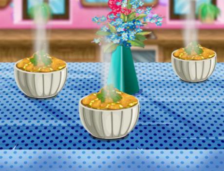 Mac'n sajt főzős játék