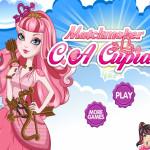 Cupido öltöztetős Ever After játék