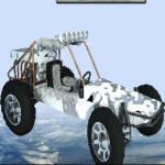 Havas pálya autós játék