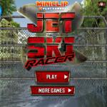 Jetski racing 3D játék