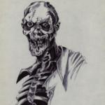Szuper zombi támadás lövöldözős játék