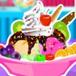Chocolate Vanilla Ice Cream főzős játék