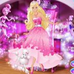 Divat tervezők öltöztetős Barbie játék