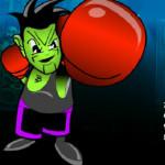 Mask boxing verekedős játék