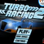 turbó Racing 2 autós játék