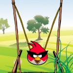 Katapult Angry Birds játék
