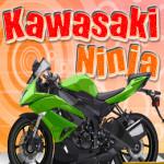 Kawasaki Ninja szerelés motoros játék