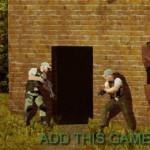 Kiképző tábor lövöldözős játék
