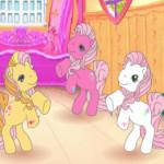 Póni tánc iskola lovas játék