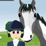 Ügyességi lovas játék