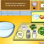 Breadrolls főzős játék