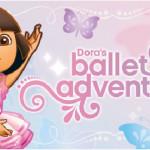 Dóra balett kalandja játék