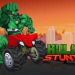 Hulk trükkök autós játék