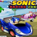 Sonic autós verseny játék