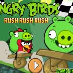 A nagy rohanás Angry Birds játék