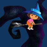 Boszorkány Dóra lövöldözős játék