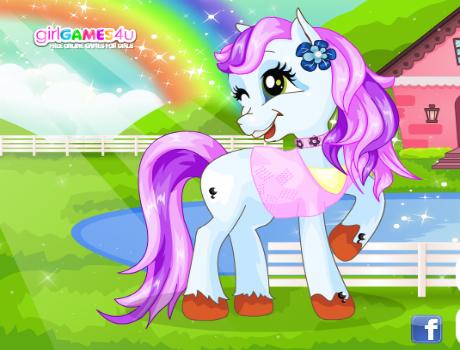 edes-baby-pony-lovas-jatek