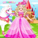 Muskétás Barbie játék
