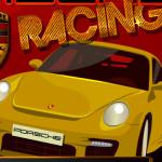 Porsche Racing autós játék