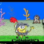 Spongyabob harcos verekedős játék