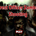 Zombi támadás lövöldözős játék