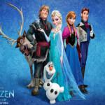 Olaf táncol jégvarázs játék