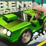 Ben 10 autós játék