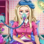 Influenzás Barbie játék