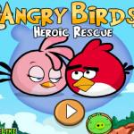 Madár védelem Angry Birds játék