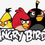 Tojás eső Angry Birds játék