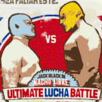 Ultimate Lucha Battle verekedős játék