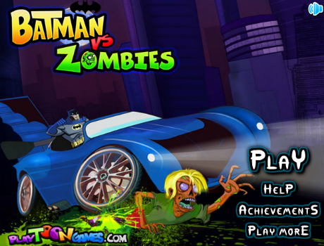Batman-vs-zombies-autos-jatek
