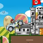 Super Mario autós játék